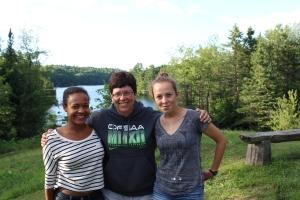 Mariah, Catherine, Emily