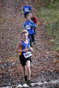Midget Boy Graham Shearing en route to an 11th place finish