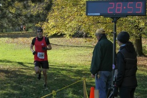 Troy Cox captures 4th place at Sunnybrook 8K XC Race