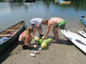 Craftsbury Water Fun