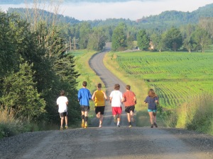 Craftsbury Ridge Run