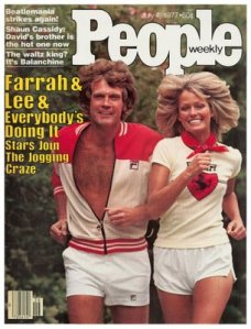 Lee and Farrah
