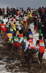 40th IAAF World Cross County Championship 2013