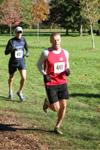 Roger at Sunnybrook 8K XC November 2013