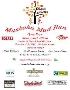 Mud Run Poster 1