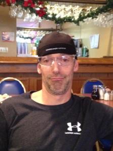 Troy Cox rocking MARS Goggles
