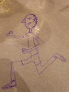 Artist Rendition of Team President Pierre Mikhail
