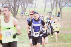 Troy, early race