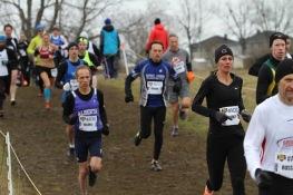 Tony Marra early race